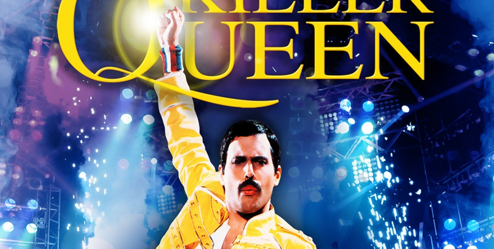 11 de agosto 2019 - Killer Queen (Tributo aos Queen)